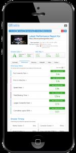 Improve website performance scores
