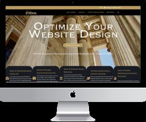 Optimize WordPress Website Design