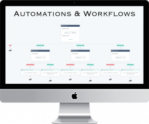 Website Automations and Workflows